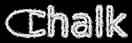 Font TaraBulbous Chalk Logo Preview
