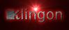 Font TaraBulbous Klingon Logo Preview