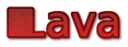 Font TaraBulbous Lava Logo Preview