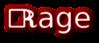 Font TaraBulbous Rage Logo Preview