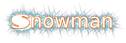 Font TaraBulbous Snowman Logo Preview