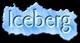 Font Tenderness Iceberg Logo Preview