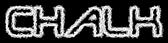 Font Terminator 2 Chalk Logo Preview