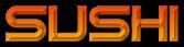 Font Terminator 2 Sushi Logo Preview