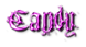 Candy Logo Style