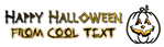 Font Thor Halloween Symbol Logo Preview