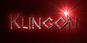 Font Thor Klingon Logo Preview