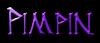 Font Thor Pimpin Logo Preview