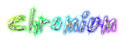 Font Tibetan Beefgarden Chromium Logo Preview