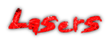 Font Tibetan Beefgarden Lasers Logo Preview