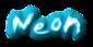 Font Tibetan Beefgarden Neon Logo Preview