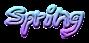 Font Tibetan Beefgarden Spring Logo Preview
