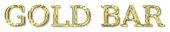 Font Titr Gold Bar Logo Preview