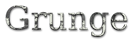 Font Titr Grunge Logo Preview