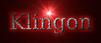 Font Titr Klingon Logo Preview