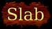 Font Titr Slab Logo Preview