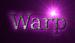 Font Titr Warp Logo Preview