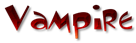 Font Toontime Vampire Logo Preview