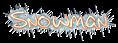 Font TupacHand Snowman Logo Preview