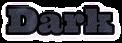 Font Ultra Dark Logo Preview