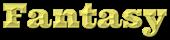 Font Ultra Fantasy Logo Preview