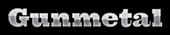 Font Ultra Gunmetal Logo Preview