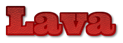 Font Ultra Lava Logo Preview
