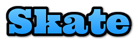 Font Ultra Skate Logo Preview