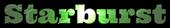 Font Ultra Starburst Logo Preview
