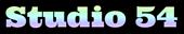 Font Ultra Studio 54 Logo Preview