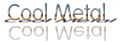 Cool Metal Logo Style