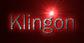 Font 은 자모 돋움 Un Jamo Dotum Klingon Logo Preview