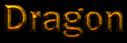 Font 은 옛글 Un Yetgul Dragon Logo Preview