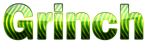 Font 은 옛글 Un Yetgul Grinch Logo Preview