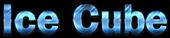Font 은 옛글 Un Yetgul Ice Cube Logo Preview