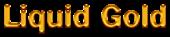 Font 은 옛글 Un Yetgul Liquid Gold Logo Preview