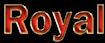 Font 은 옛글 Un Yetgul Royal Logo Preview