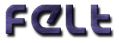 Font Universal Jack Felt Logo Preview