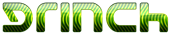 Font Universal Jack Grinch Logo Preview