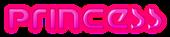 Font Universal Jack Princess Logo Preview