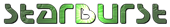 Font Universal Jack Starburst Logo Preview