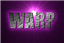 Font Uptown Warp Logo Preview