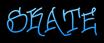 Font Urban Scrawl Skate Logo Preview