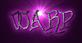 Font Urban Scrawl Warp Logo Preview