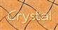 Font Veggieburger Crystal Logo Preview
