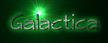 Font Veggieburger Galactica Logo Preview