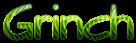 Font Veggieburger Grinch Logo Preview