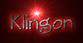 Font Veggieburger Klingon Logo Preview