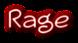 Font Veggieburger Rage Logo Preview
