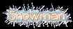 Font Veggieburger Snowman Logo Preview